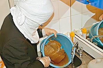 proses pembuatan bakpao kardus